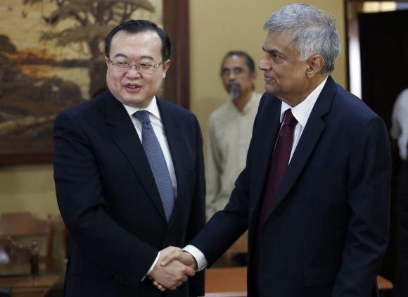 Sri Lanka backs China port city deal after threat to cancel