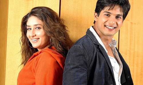 It's good to be working with Shahid Kapoor, says ex-girlfriend Kareena Kapoor