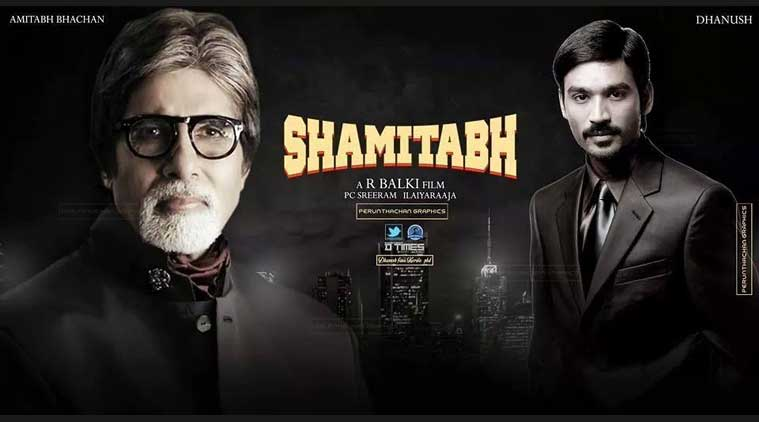 'Shamitabh' starts on a dismal note, collects Rs 3.5 crore on Day 1