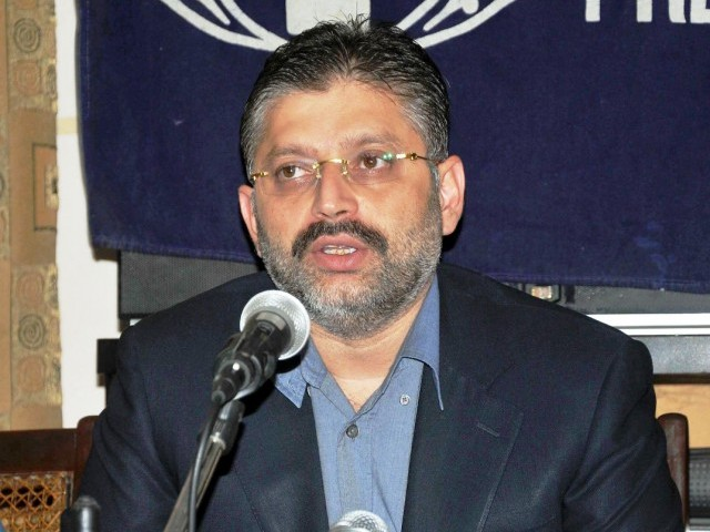 Non-bailable arrest warrants for Sharjeel Memon issued