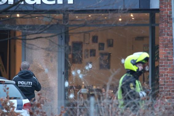One dead in Denmark shooting