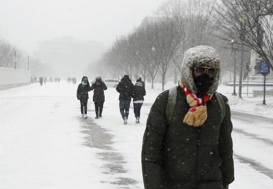 Another winter storm to pummel eastern US with snow, sleet