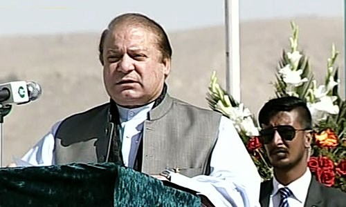 Nawaz Sharif vows to take war against terror to logic end