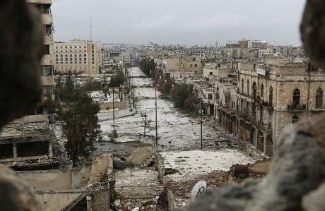 Syria willing to suspend Aleppo air strikes for six weeks