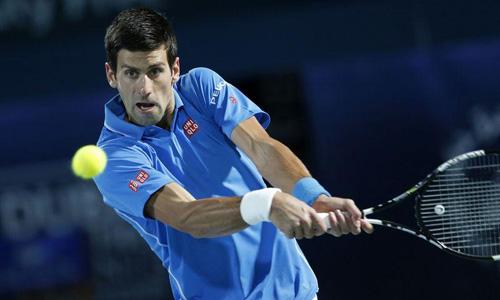 Djokovic and Federer to renew rivalry in Dubai