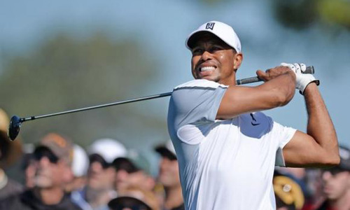 Masters countdown ticks fast for Tiger