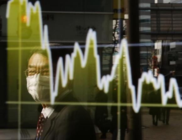 Asia shares rise on reduced Greek pessimism, dollar firm