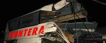 Mexico train-bus crash kills 16