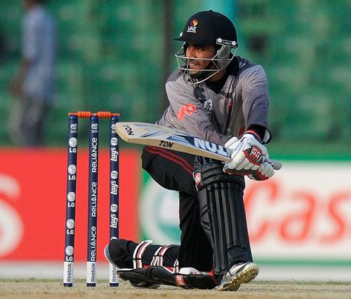 Afghanistan beats United Arab Emirates by 14 runs