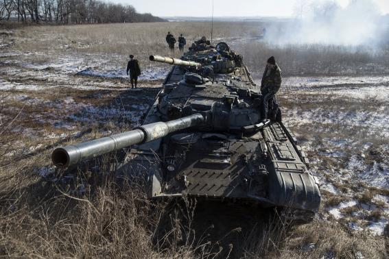 Ukraine calls for U.N. peacekeepers to observe ceasefire
