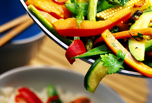 Vegetarian diets healthier weight loss than crash diet plans