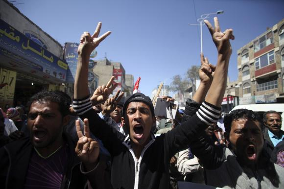 Britain withdraws embassy staff from Yemen over security concerns