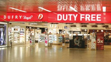 Dufry to buy Italy's World Duty Free in 2.6 billion pound deal