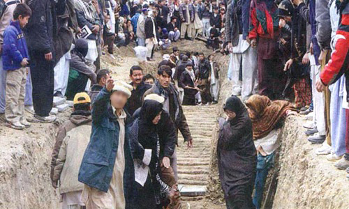 Dead bodies discovered in North Waziristan Agency