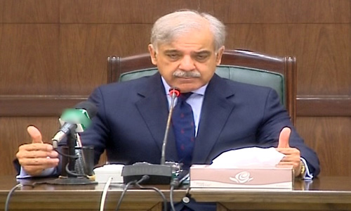 Attacks on churches, Peshawar APS an attempt to divide nation, says Shahbaz Sharif