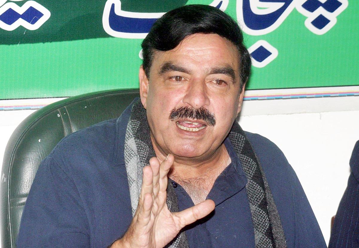 It seems that army has started accountability, says Sheikh Rashid