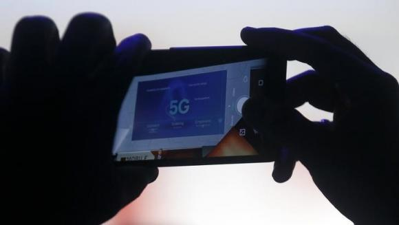 EU bets on 5G to catch up in mobile technology race
