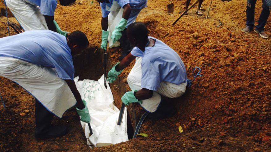 Liberia's sole remaining known Ebola patient dies