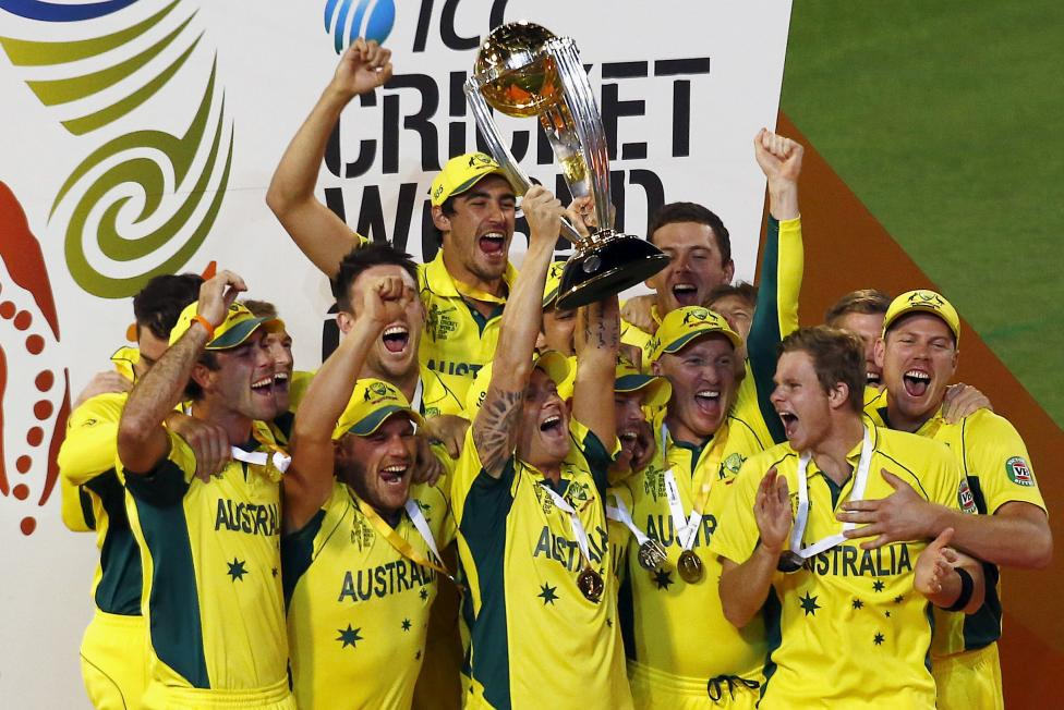 Reaction to Australia's fifth cricket World Cup victory