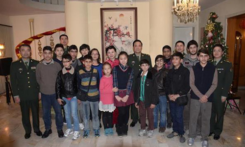 Second batch of Peshawar APS students reaches China on 10-day visit