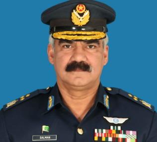 Air Vice-Marshal Muhammad Salman promoted to rank of Air Marshal