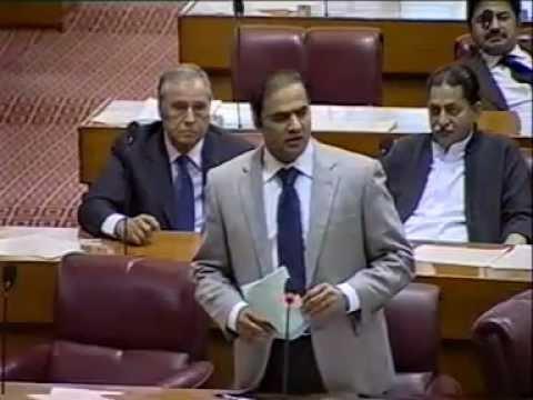 Abid Sher Ali announces new loadshedding schedule