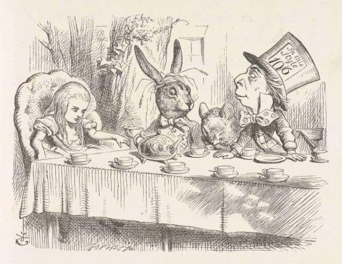 An opera 'Alice' in London, worthy of the book's 150th