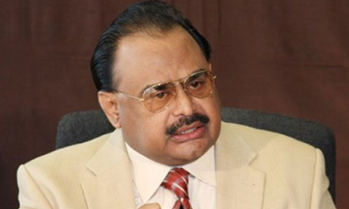 PPP, PML-N have to assure 100pc implementation of MQM demands, says Altaf Hussain