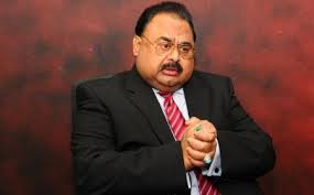 MQM chief Altaf Hussain booked for threatening army officials