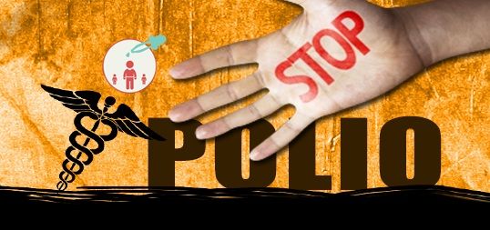 3-day anti-polio campaign begins across country
