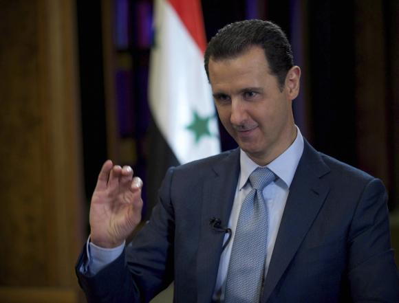 With help from his allies, Syria's Assad looks set to stay