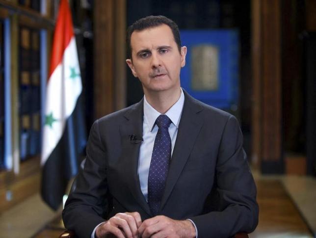 Syria's Assad calls chlorine allegations 'malicious propaganda': CBS