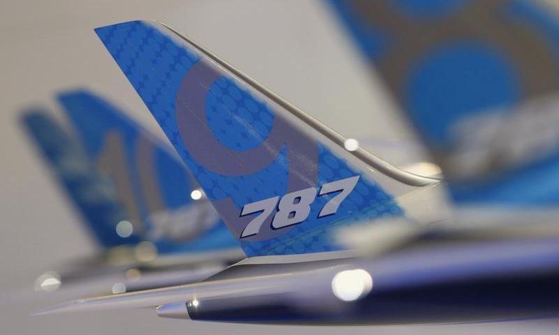 Hainan Air plans to buy 30 Boeing 787-9s worth $7.7 billion