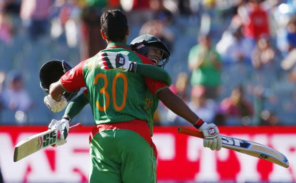 Feeble England out of World Cup after defeat by Bangladesh