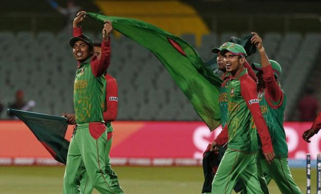 Bangladesh to battle odds and crowd against India