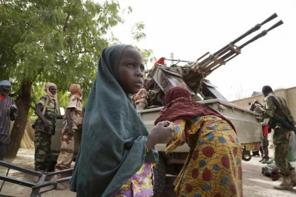 Boko Haram kidnapped hundreds in northern Nigeria town: residents