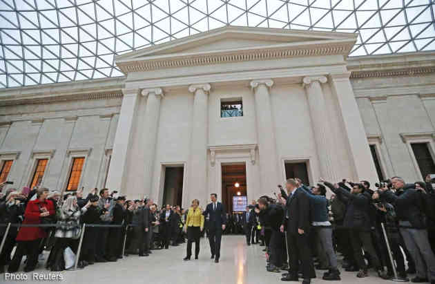New British Museum galleries to help counter militants' image of Islam