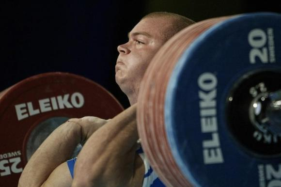 Bulgaria's 2004 Olympic weightlifting champion Dobrev dies at 35