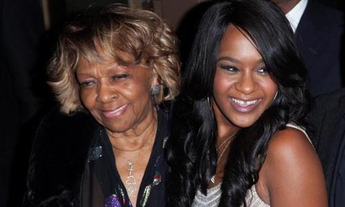Grandma Cissy prays for Bobbi Kristina but 'not a great deal of hope'