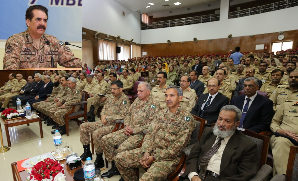COAS praises Army Medical Corps for services during war and peace
