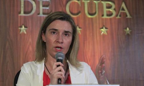 EU, Cuba to speed up talks, seek deal by end of 2015