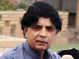 Pakistan making sincere efforts for peace in region, says Interior Minister Chaudhry Nisar