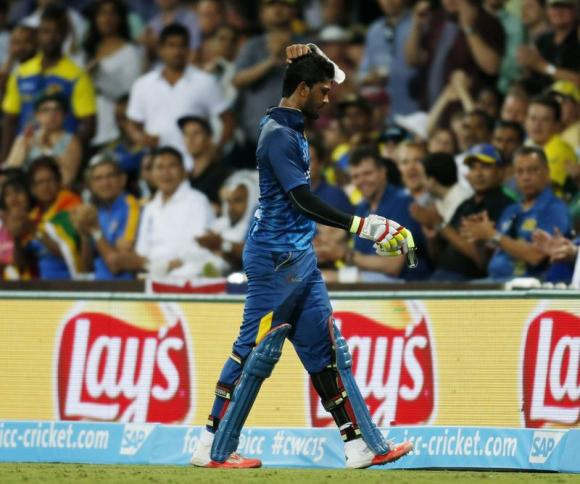More injury woes for Sri Lanka as Chandimal goes home