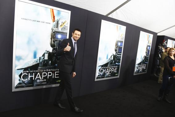 Box Office: 'Chappie' Stumbles, 'Unfinished Business' Bombs