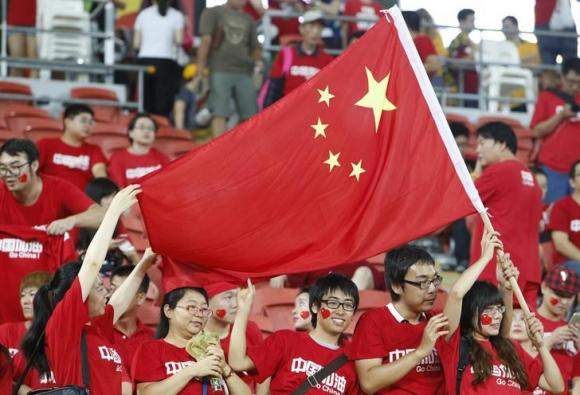 China aims to strengthen national team, host World Cup