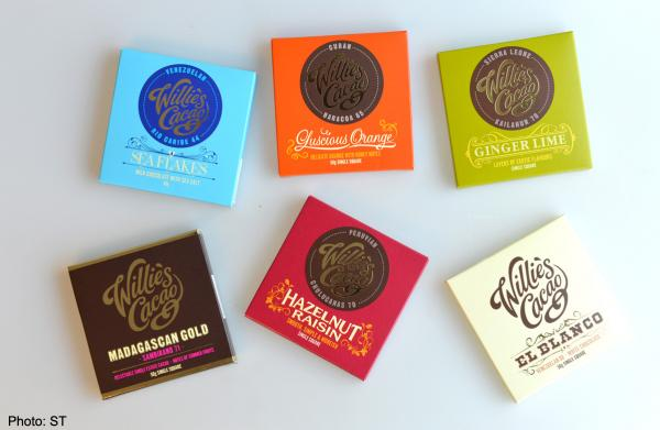 World Chefs: Chocolatier Harcourt-Cooze champions 'bean to bar'