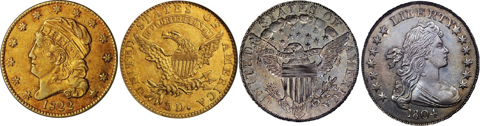 Flipping a coin: rare US coin market hits records