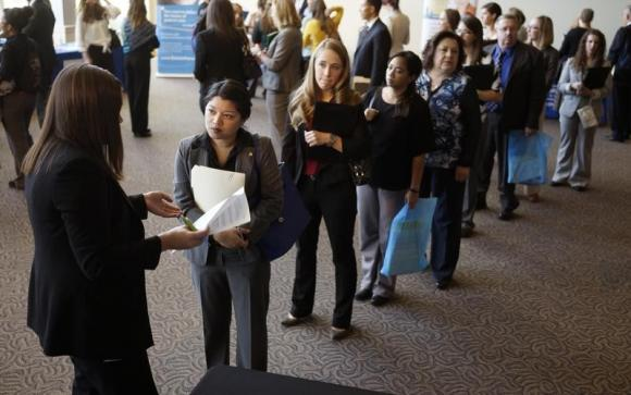 Cold weather chills US retail sales; jobs market firming