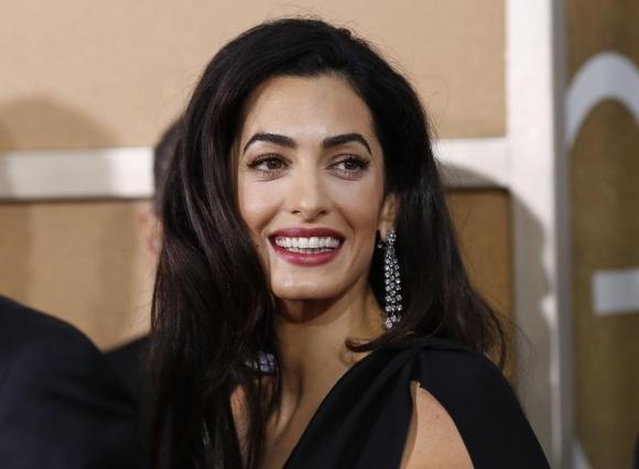 Hollywood actor's wife to lecture on human rights law at Columbia University