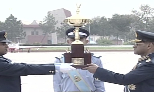 No one can cast an evil eye on our freedom, says Air Chief Marshal Sohail Aman